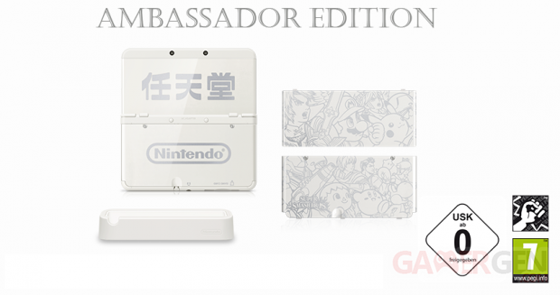 New 3DS Ambassador Edition 3
