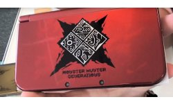 New 3DS XL Monster Hunter Generations