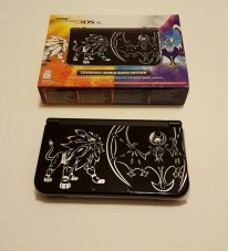 New 3DS XL Solgaleo et Lunala Pokemon soleil lune  images (2)