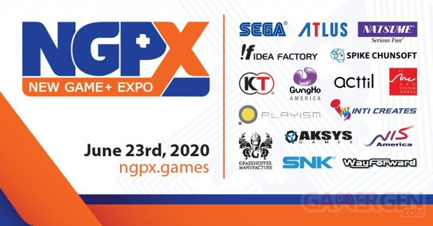 New Game Plus Expo 20 05 2020 pic