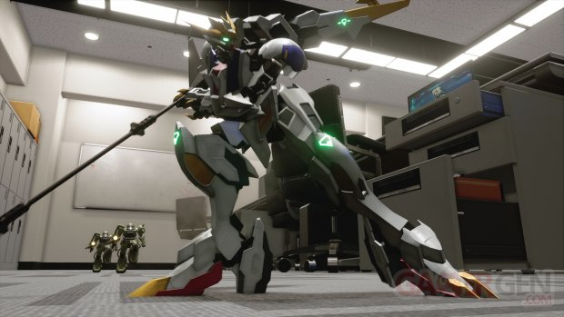 New Gundam Breaker 08 01 03 2018
