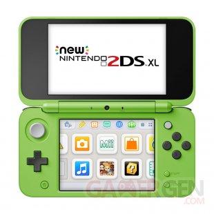 New Nintendo 2DS XL Minecraft