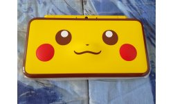 New Nintendo 2DS XL Pikachu Edition unboxing déballage 06 09 04 2018