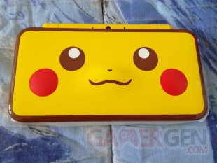 New Nintendo 2DS XL Pikachu Edition unboxing déballage 06 09 04 2018