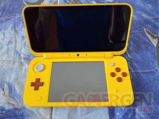 New Nintendo 2DS XL Pikachu Edition unboxing déballage 11 09 04 2018