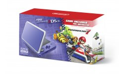 New Nintendo 2DS XL Purple