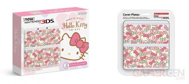 New Nintendo 3DS 07 09 2015 Hello Kitty