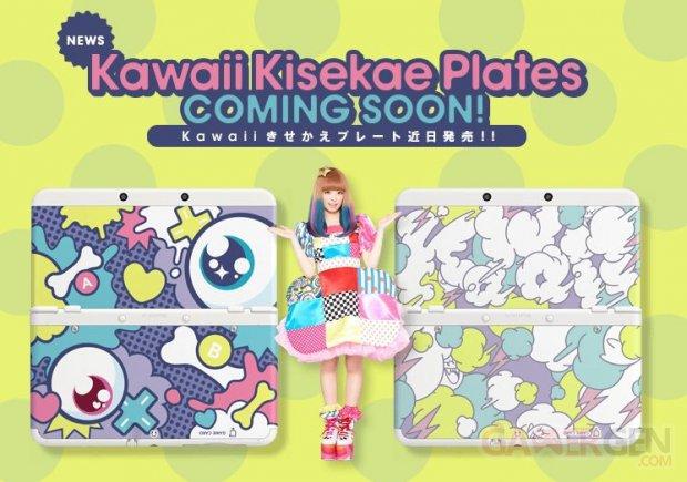 New Nintendo 3DS coque Kyary Pamyu Pamyu