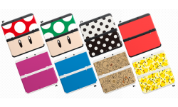 New Nintendo 3DS coques France 22 02 2015