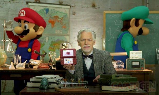 New Nintendo 3DS XL commercial publicité télévision