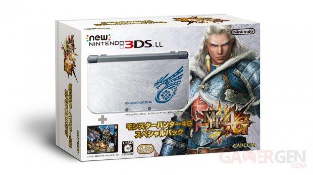 New Nintendo 3DS XL Monster Hunter 4 Ultimate 05.09.2014  (3)
