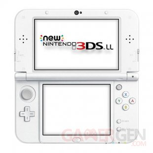 New Nintendo 3DS XL Pearl White 5