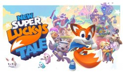 New Super Lucky's Tale art