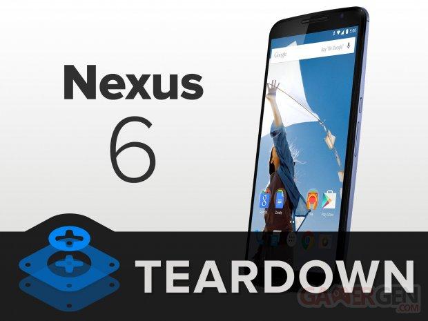Nexus 6 demontage teardown ifixit  (28)