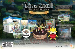 Ni no Kuni II Collector's Edition