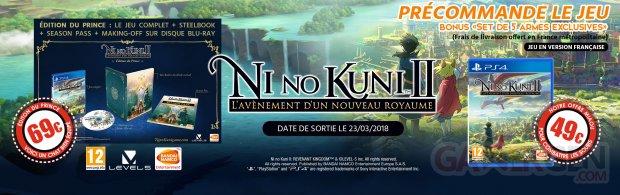 Ni no Kuni II Fe?vrier 2018
