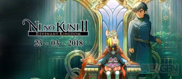 Ni no Kuni II Revenant Kingdom date sortie 12 12 2017