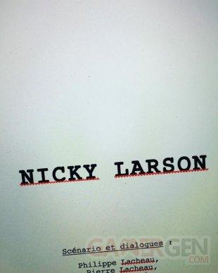 Nicky Larson image cinema