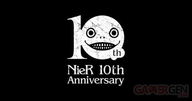 NieR 10th Anniversary logo 03 12 2019