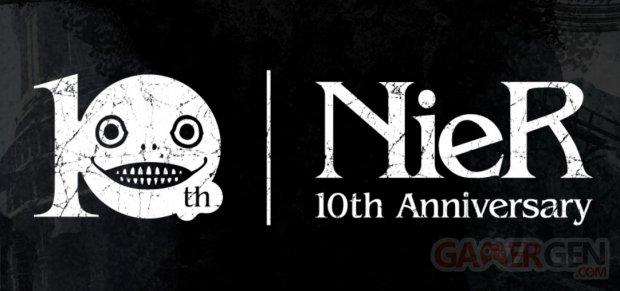 NieR 10th Anniversary vignette 03 12 2019