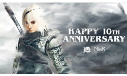 NieR artwork 10th anniversary 22 04 2020
