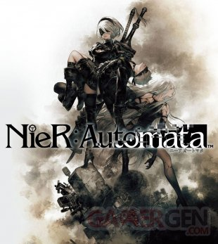 NieR Automata artwork jaquette 03 11 2016