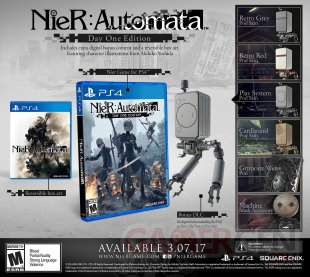 NieR Automata Day One Edition 03 12 2016