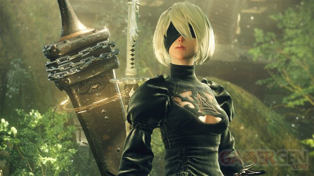 NieR Automata Steam review bombing