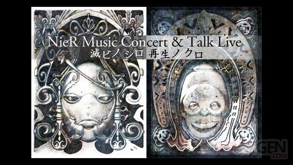 NieR Music Concert & Talk Live