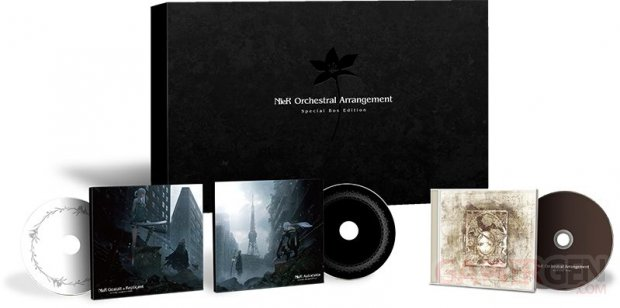 NieR OST Special Box Edition 22 07 2018