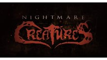 Nightmare Creatures 2017 Logo