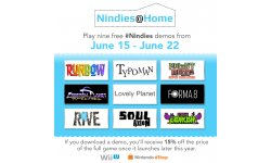 Nindies at Home artwork