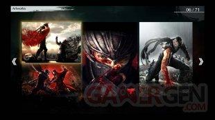 Ninja Gaiden Master Collection Digital Deluxe artbook