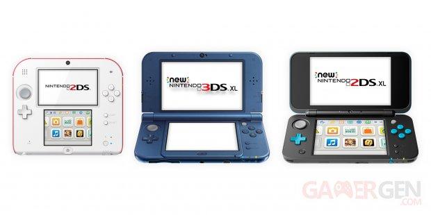 Nintendo 3DS console vignette ban image