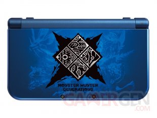 Nintendo 3DS XL Monster Hunter Generations 12 05 2016 pic 2