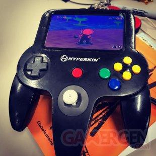 Nintendo 64 portable Hyperkin (1)