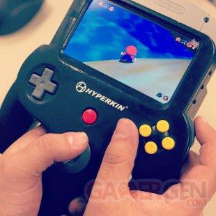 Nintendo 64 portable Hyperkin (2)