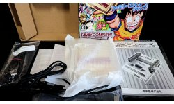 Nintendo Classic Mini Famicom Weekly Shonen Jump 50th Anniversary Edition NES Unboxing Deballages images (11)