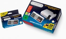 Nintendo Classic Mini Nintendo Entertainment System 1