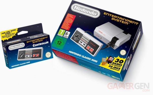 Nintendo Classic Mini Nintendo Entertainment System 1