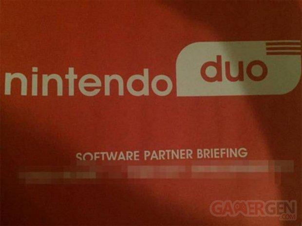 Nintendo Duo image