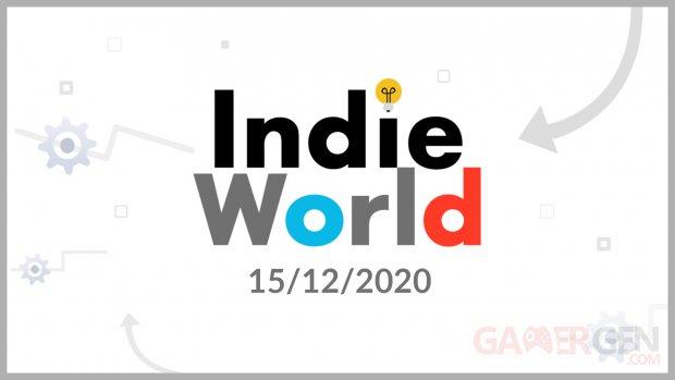 Nintendo Indie World 15 12 2020 head