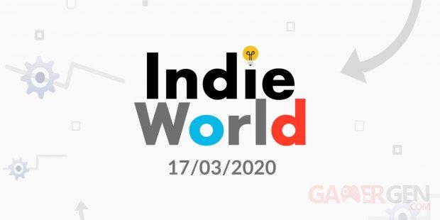 Nintendo Indie World 16 03 2020