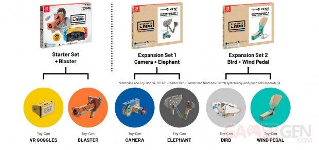 Nintendo Labo Toy Con 04 VR Kit  image (4)