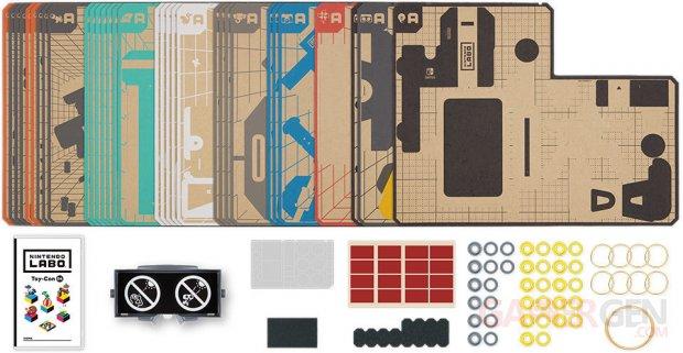 Nintendo Labo Toy Con 04 VR Kit  image (5)