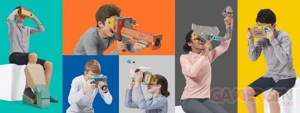 Nintendo Labo Toy Con 04 VR Kit  image (6)