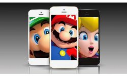 Nintendo mini jeux smartphones illustrationjpg