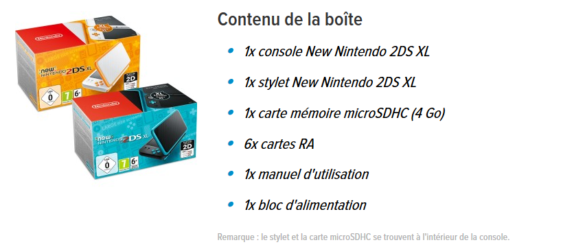 Nintendo New 2DS XL image