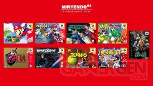 Nintendo Online N64 Megadrive mage (2)
