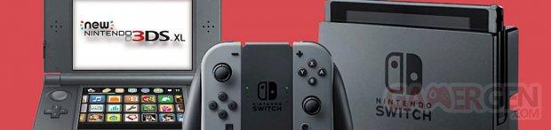 Nintendo Switch 3DS Vignette Ban image console 1